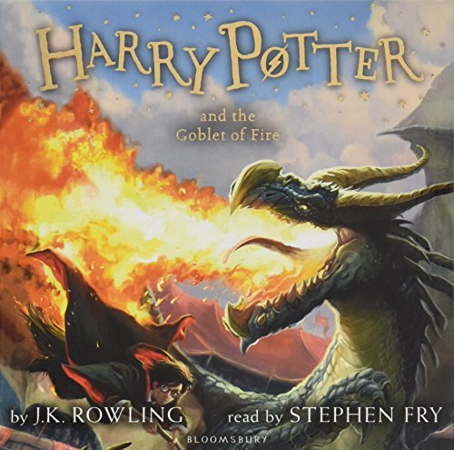 9781408882276: Harry Potter and the Goblet of Fire (Harry Potter 4)