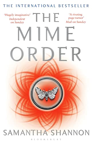 9781408882511: The Mime Order (The Bone Season)