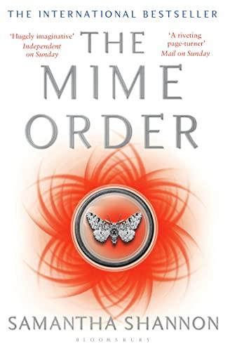 9781408882511: The Mime Order (The Bone Season)