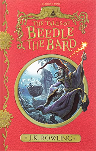 9781408883099: The Tales of Beedle the Bard: Large Print Dyslexia Edition