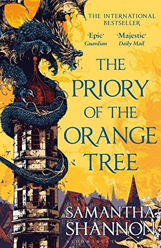 9781408883358: The Priory of the Orange Tree: THE NUMBER ONE BESTSELLER