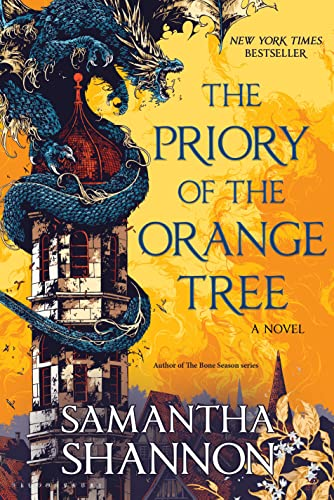 9781408883464: The Priory of the Orange Tree: THE NUMBER ONE BESTSELLER