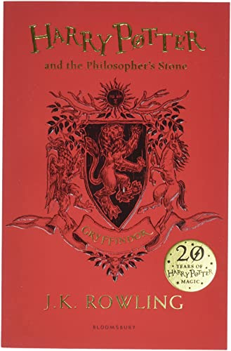 9781408883730: Harry Potter And The Philosopher's Stone. Gryffin