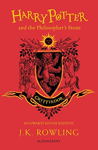 9781408883730: Harry Potter and the Philosopher's Stone – Gryffindor Edition