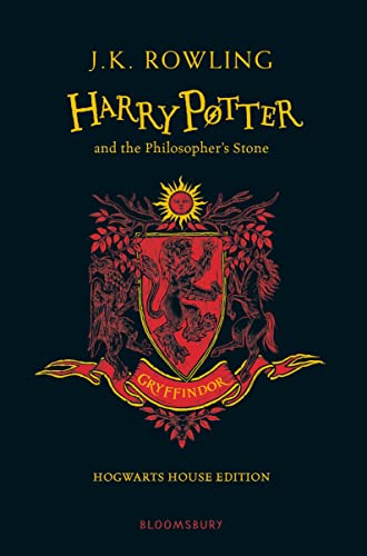 HARRY POTTER AND THE PHILOSOPHER'S STONE -: ROWLING J K