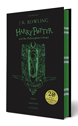 9781408883761: Harry Potter and the Philosopher's Stone: Slytherin Edition; Black and Green