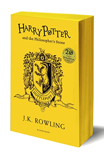9781408883792: Harry Potter and the Philosopher's Stone. Hufflepuff Edition