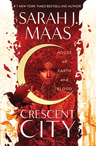 9781408884416: House of Earth and Blood (Crescent City)