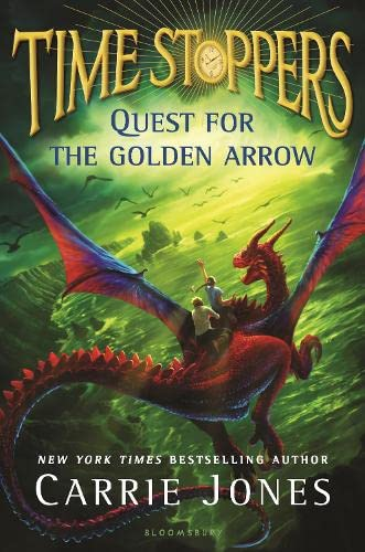 9781408885437: Quest for the Golden Arrow (Time Stoppers)