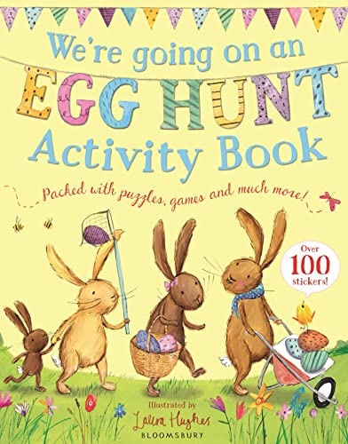 9781408885574: We're Going on an Egg Hunt Activity Book