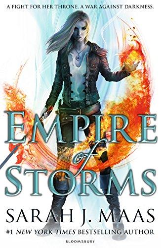 9781408886700: Empire of Storms [Paperback] Sarah J. Maas