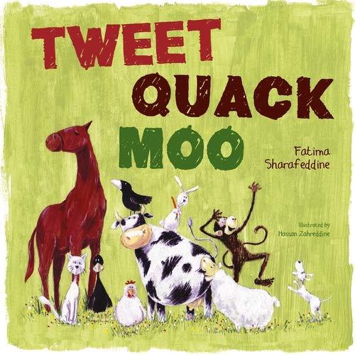 9781408887479: Tweet, Quack Moo