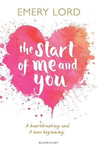 9781408888377: The Start of Me and You