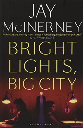 9781408889398: Bright Lights, Big City