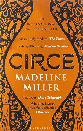 9781408890042: Circe (The Sunday Times Bestseller): The International No. 1 Bestseller - Shortlisted for the Women's Prize for Fiction 2019 (High/Low)