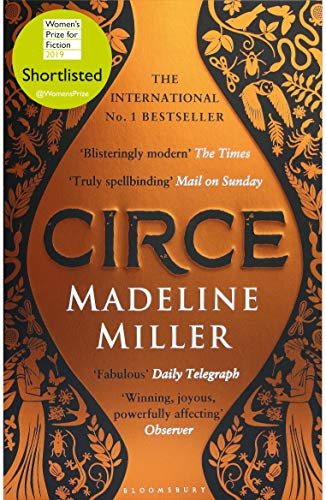 9781408890042: Circe: The International No. 1 Bestseller - Shortlisted for the Women's Prize for Fiction 2019