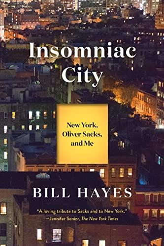 9781408890615: Insomniac City