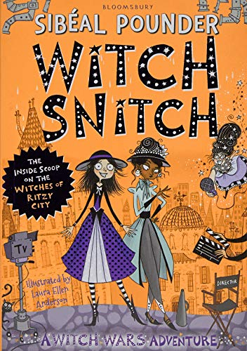 9781408892046: Witch Snitch: The Inside Scoop on the Witches of Ritzy City (Witch Wars)