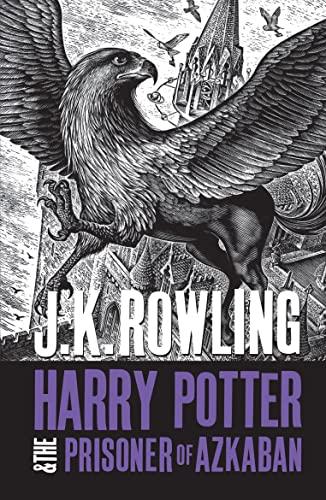 9781408894644: Harry Potter And The Prisoner Of Azkaban Adult Edition (Harry Potter 3)