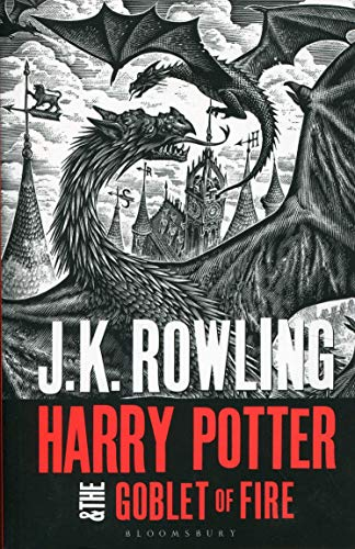 9781408894651: Harry Potter and the Goblet of Fire (Harry Potter 4)