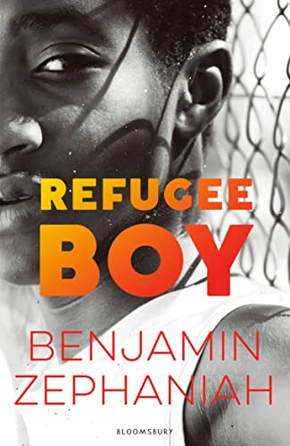 9781408894996: Refugee Boy