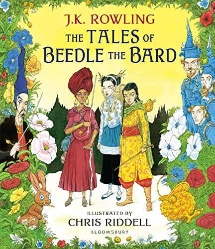 Tales Of Beedle The Bard: Illustrated Ed: J K Rowling