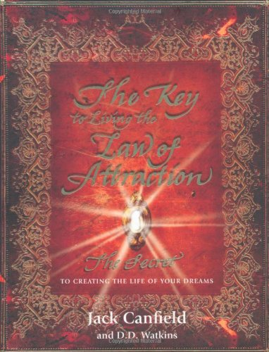 9781409100546: Key to Living the Law of Attraction