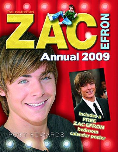 9781409100638: The Zac Efron Annual 2009