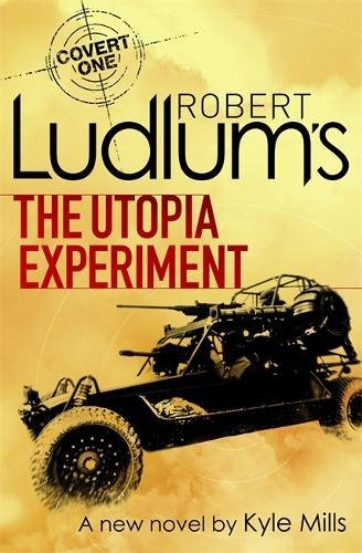 9781409101659: Robert Ludlum's The Utopia Experiment