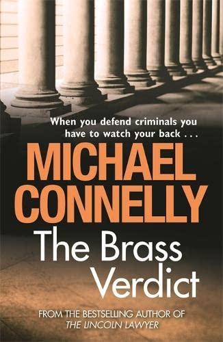 9781409102038: The Brass Verdict (Mickey Haller Series)