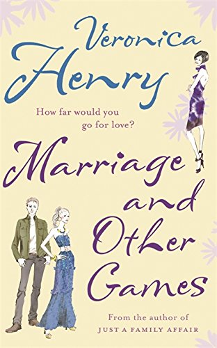 9781409102267: Marriage and Other Games