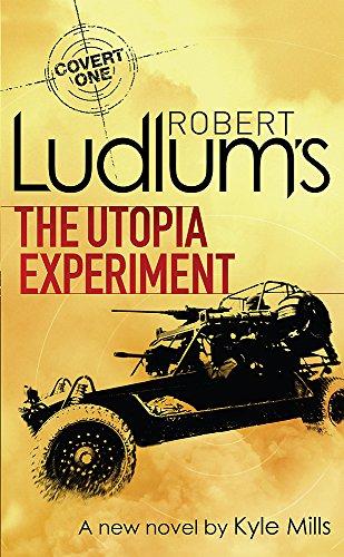 9781409102441: Robert Ludlum's The Utopia Experiment