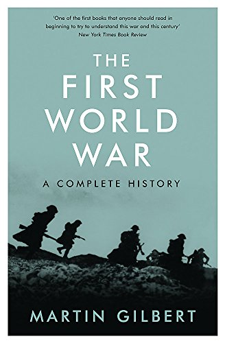 9781409102793: The First World War