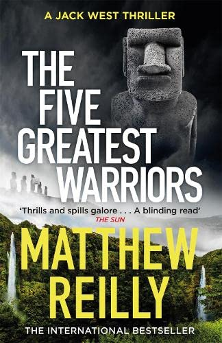 9781409103127: Five Greatest Warriors