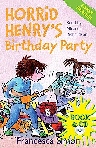 9781409104896: Horrid Henry Early Reader: Horrid Henry's Birthday Party: Book 2