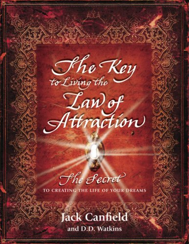 9781409105220: The Key to Living the Law of Attraction