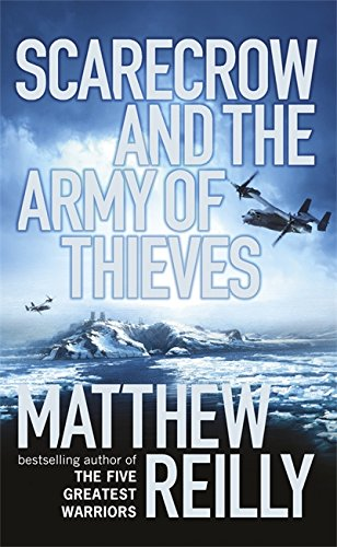 SCARECROW AND THE ARMY OF THIEVES: REILLY MATTHEW