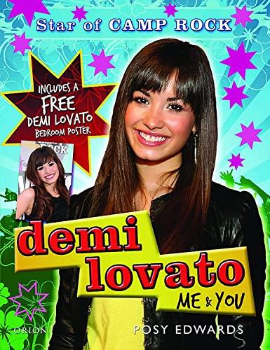 9781409111481: Demi Lovato: Star of Camp Rock