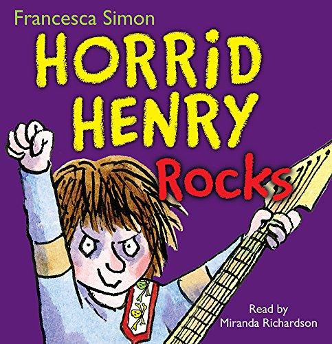 9781409113713: Horrid Henry Rocks: Book 19