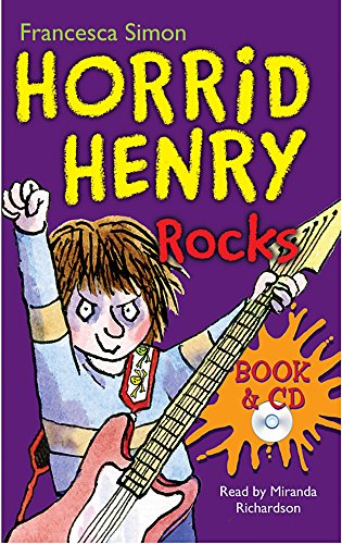9781409113737: Horrid Henry Rocks