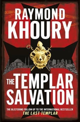 9781409114024: The Templar Salvation