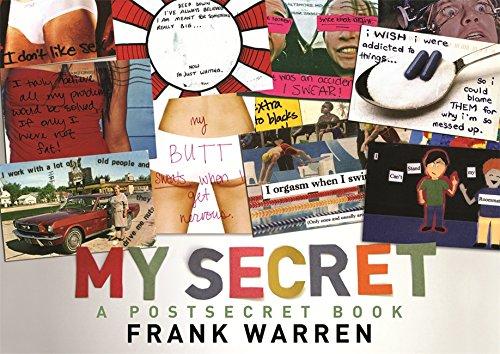 9781409116707: My Secret: A PostSecret Book