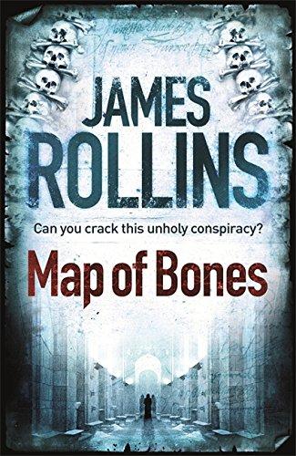 9781409117520: Map of Bones (SIGMA FORCE)