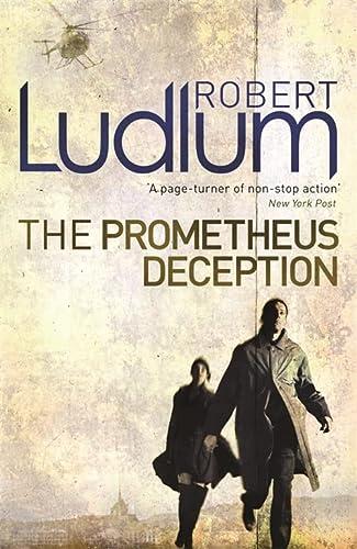 9781409117759: The Prometheus Deception