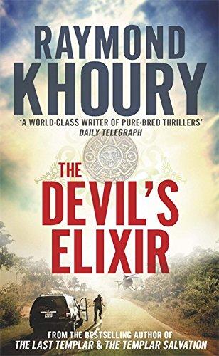 9781409117957: The Devil's Elixir (templar novels)