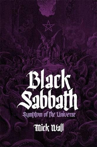9781409118435: Black Sabbath: Symptom of the Universe