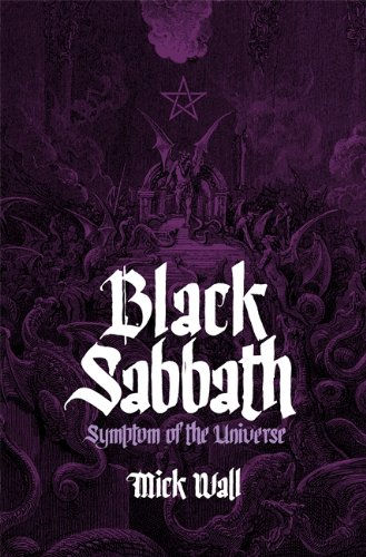 9781409118442: Black Sabbath: Symptom of the Universe