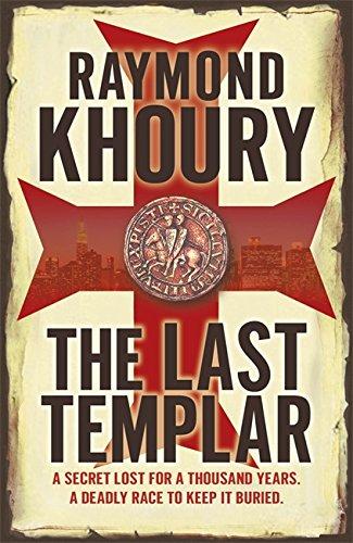 9781409118565: The Last Templar