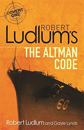 9781409118633: Robert Ludlum's The Altman Code: A Covert-One Novel