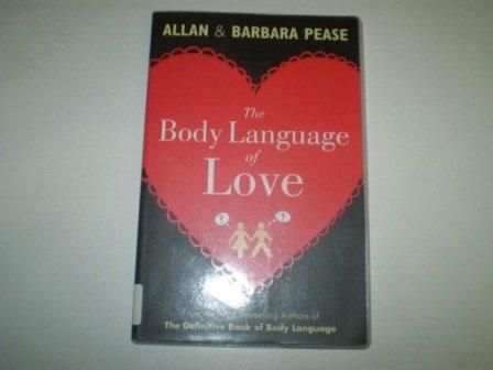 9781409119937: The Body Language of Love